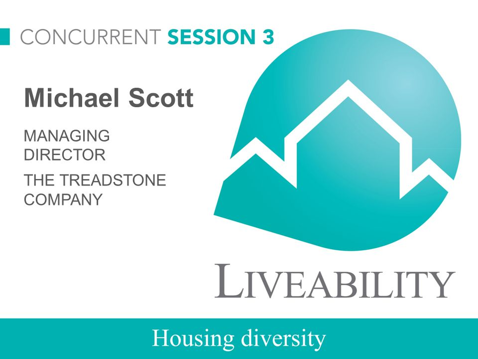 Michael Scott MANAGING DIRECTOR THE TREADSTONE COMPANY