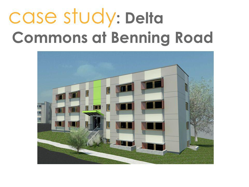 case study: Delta Commons at Benning Road