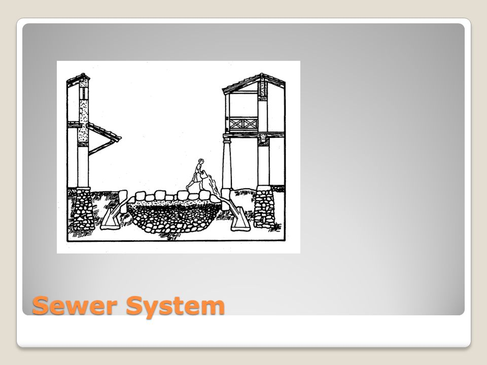 Sewer System