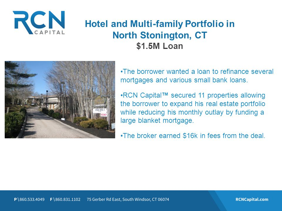 Hotel and Multi-family Portfolio in