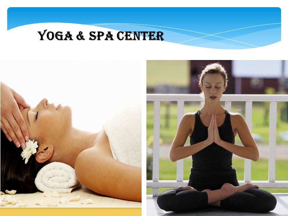 YOGA & SPA CENTER