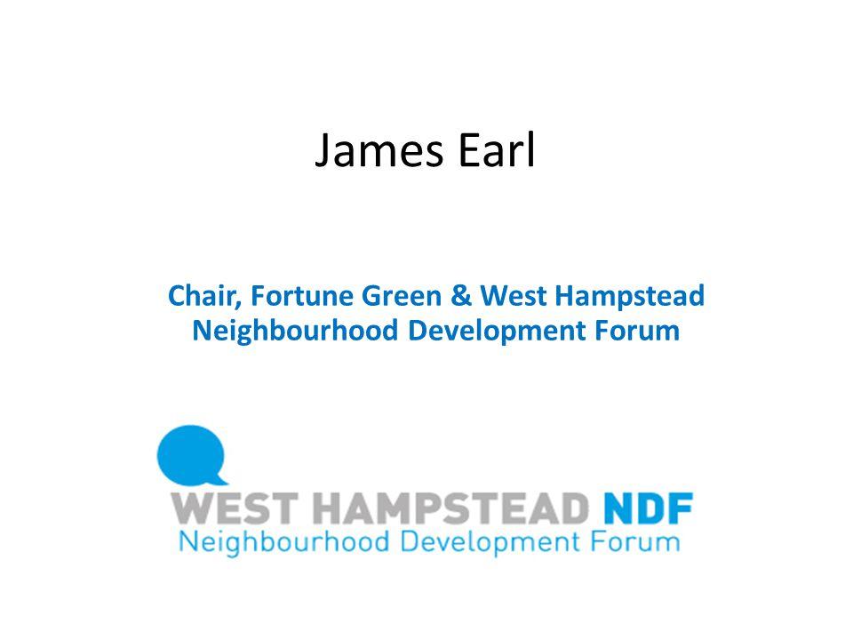 Chair, Fortune Green & West Hampstead Neighbourhood Development Forum