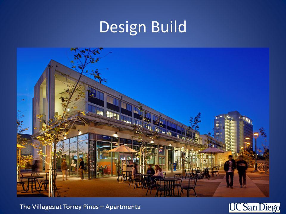 Design Build The Villages at Torrey Pines – Apartments