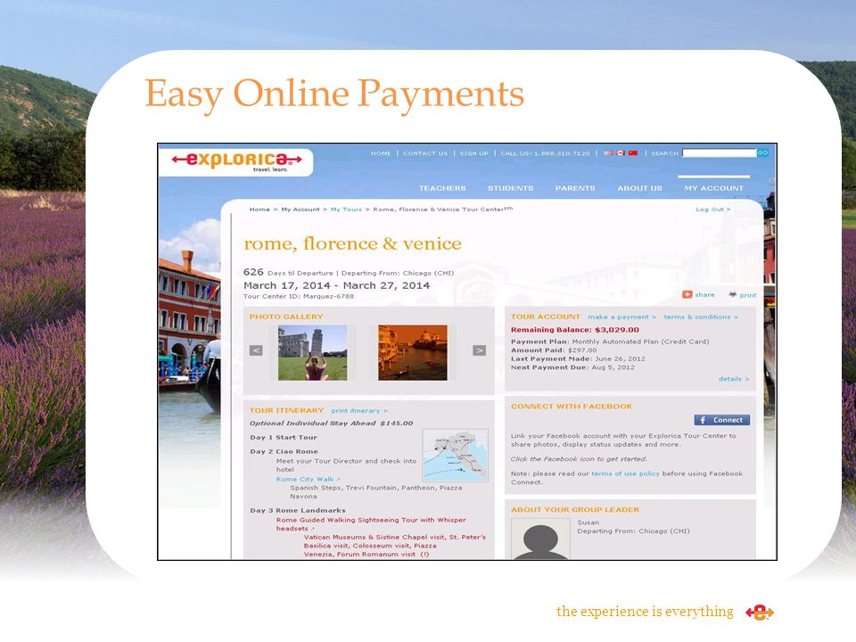 Easy Online Payments