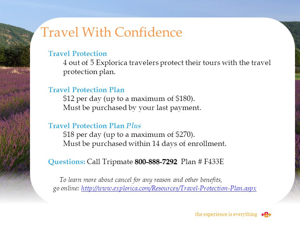 Travel With Confidence