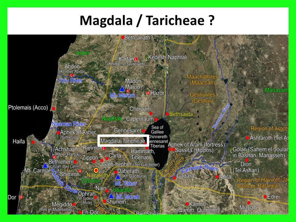 Magdala / Taricheae