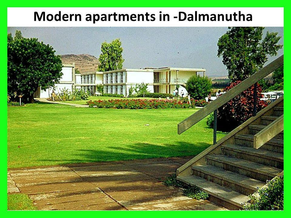 Modern apartments in -Dalmanutha