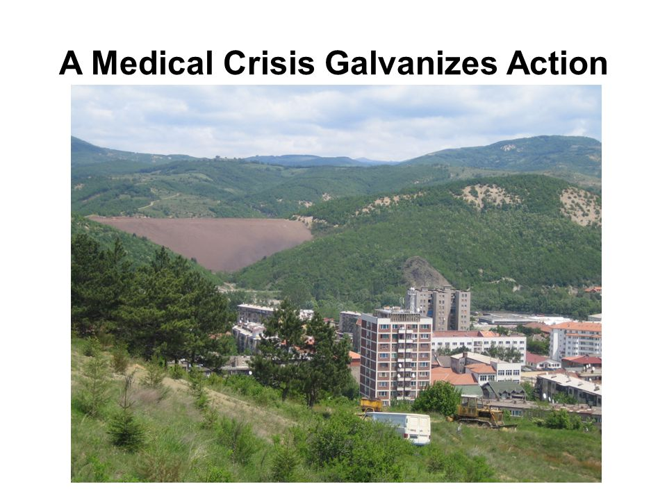 A Medical Crisis Galvanizes Action