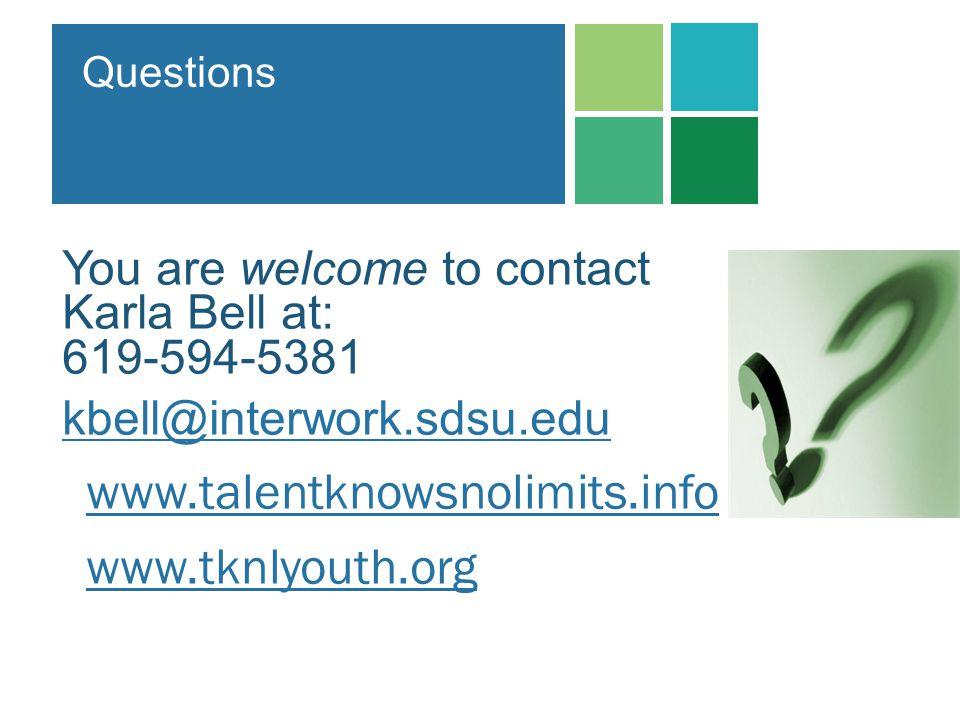 www.talentknowsnolimits.info www.tknlyouth.org