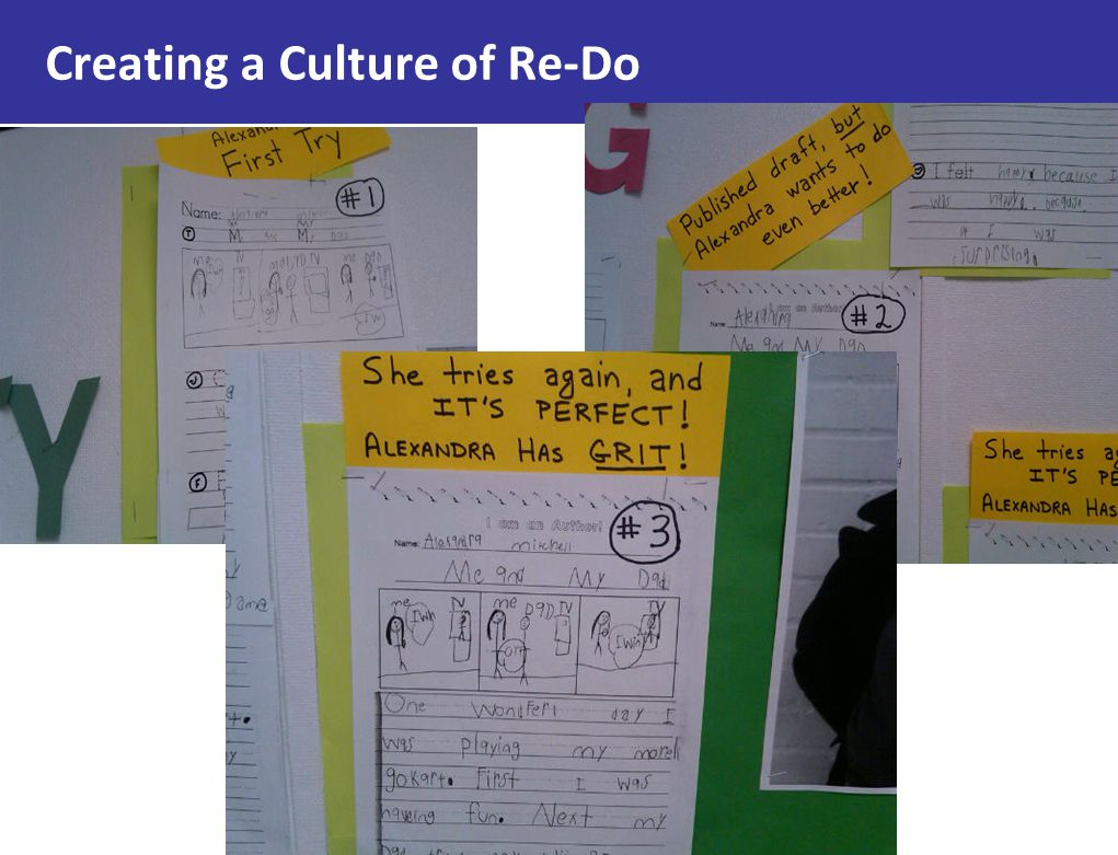 Creating a Culture of Re-Do