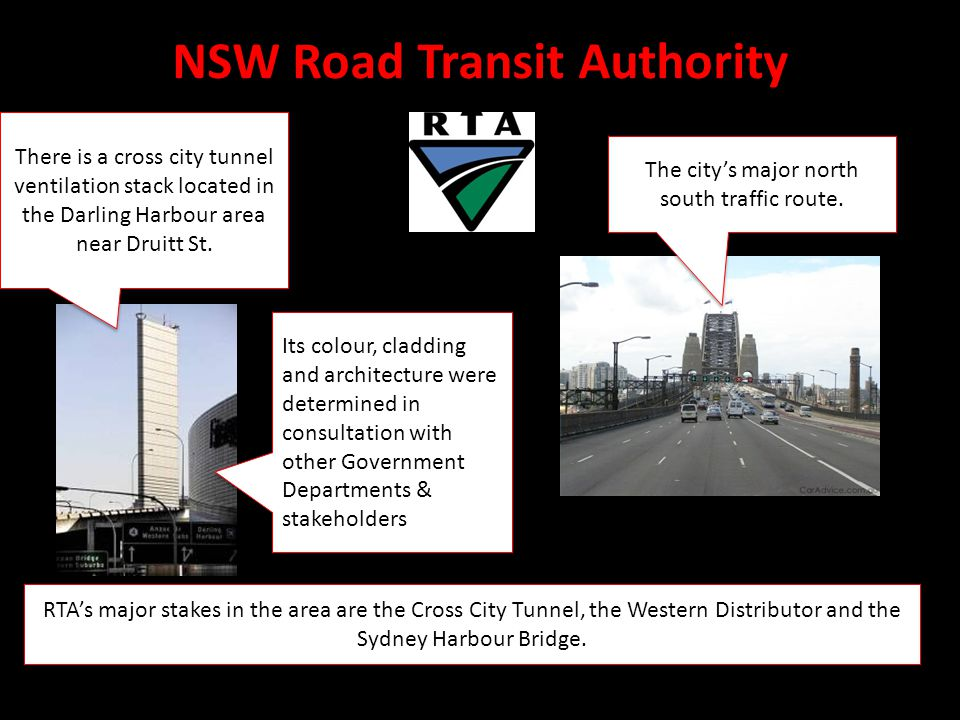NSW Road Transit Authority