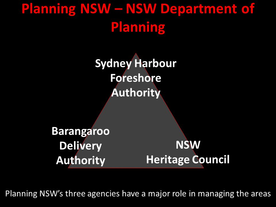 Planning NSW – NSW Department of Planning
