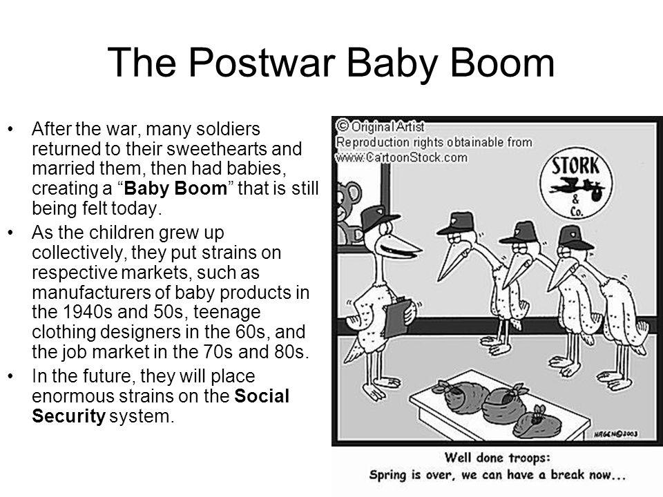 The Postwar Baby Boom