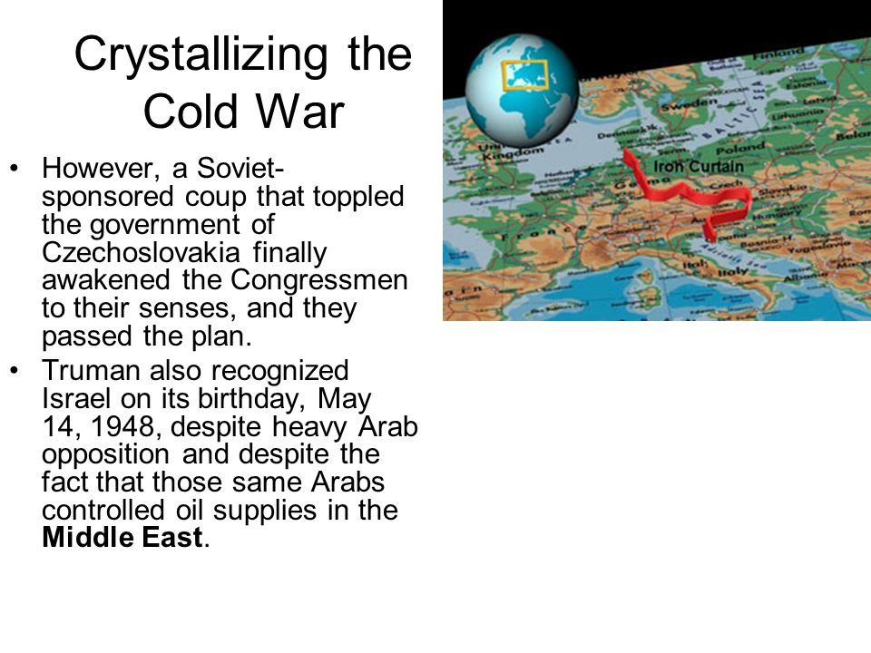 Crystallizing the Cold War
