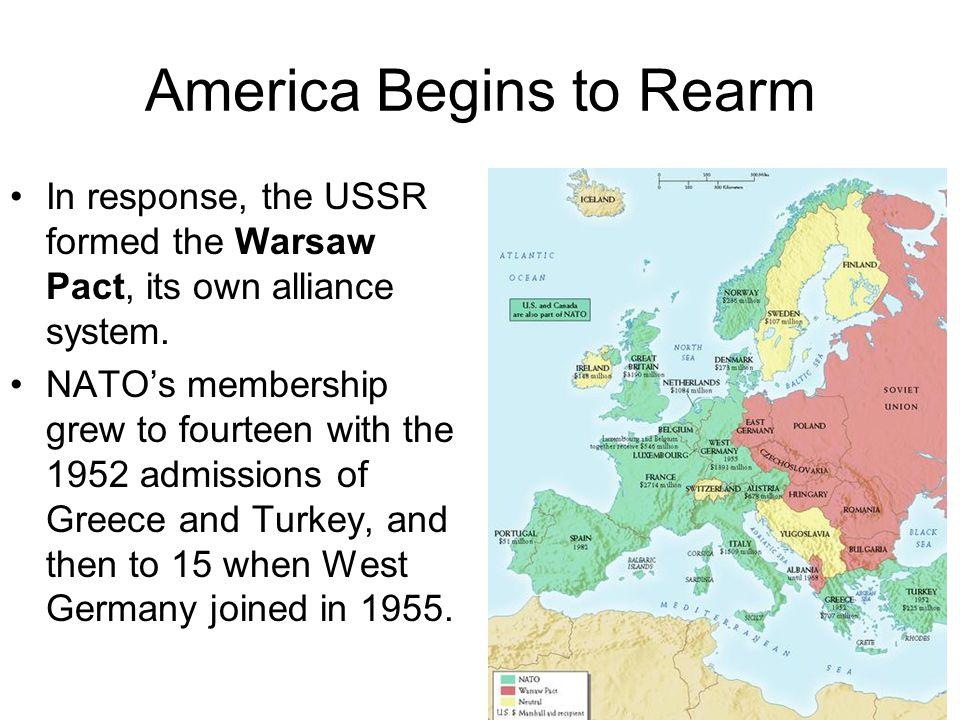 America Begins to Rearm