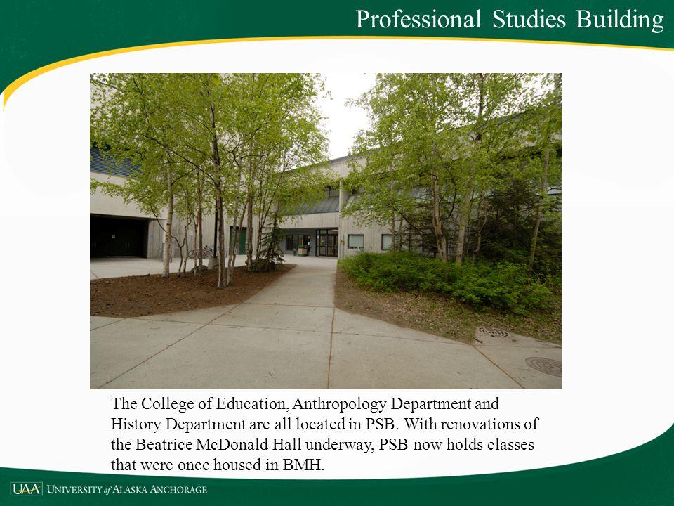 Professional Studies Building