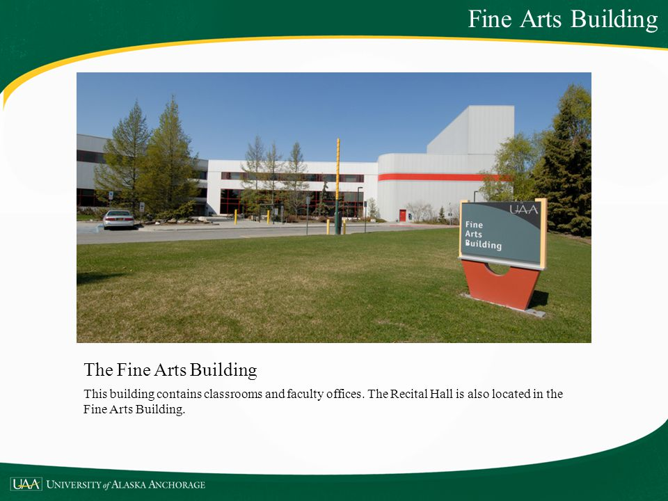Fine Arts Building The Fine Arts Building