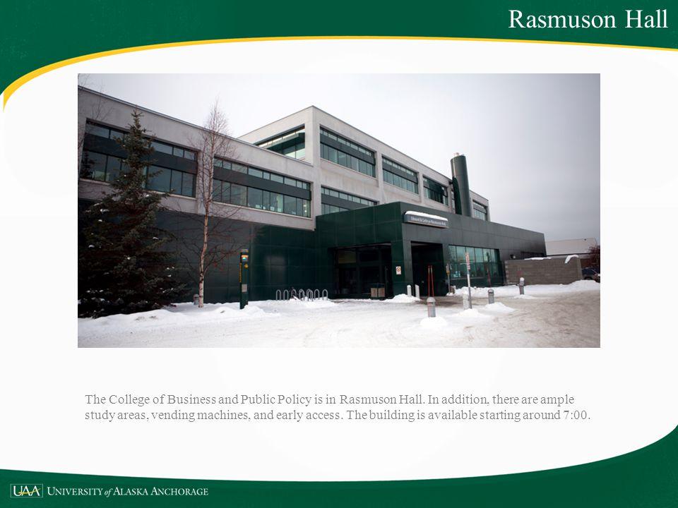 Rasmuson Hall