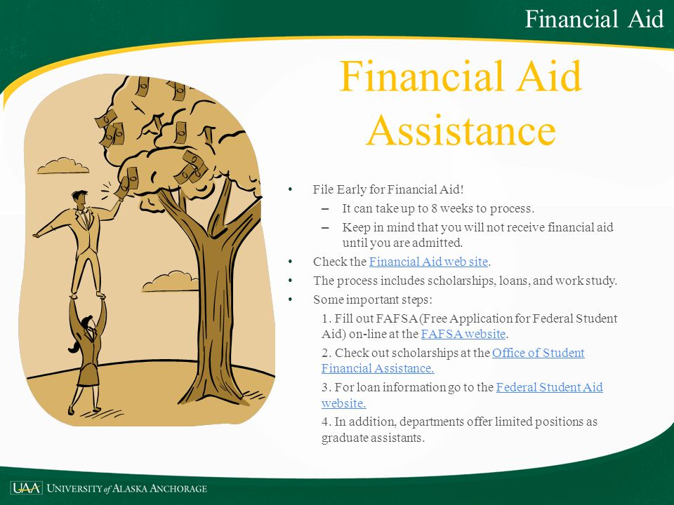 Financial Aid Assistance