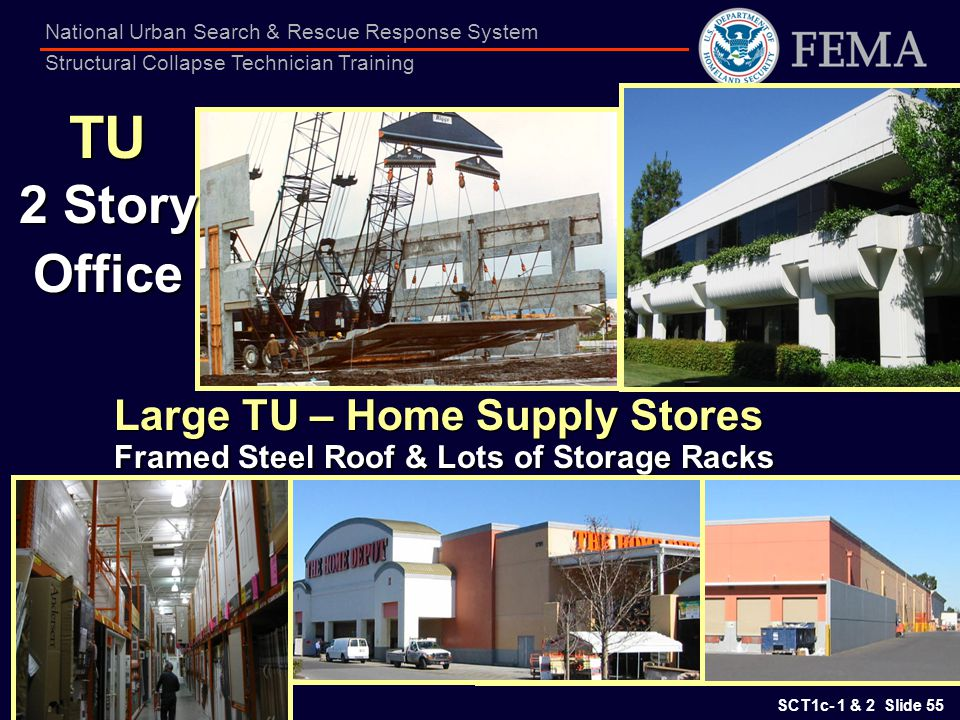 TU 2 Story Office Large TU – Home Supply Stores