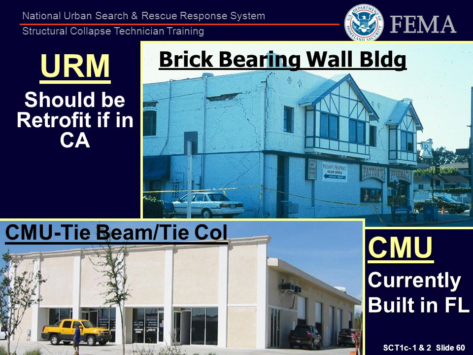 Brick Bearing Wall Bldg