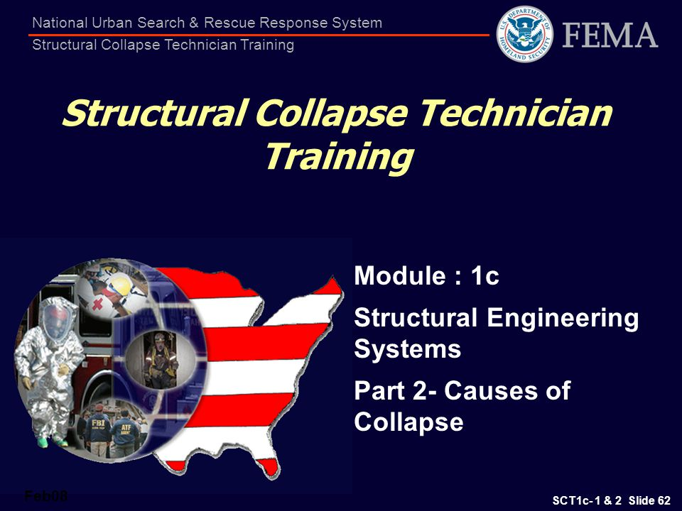 Structural Collapse Technician Training