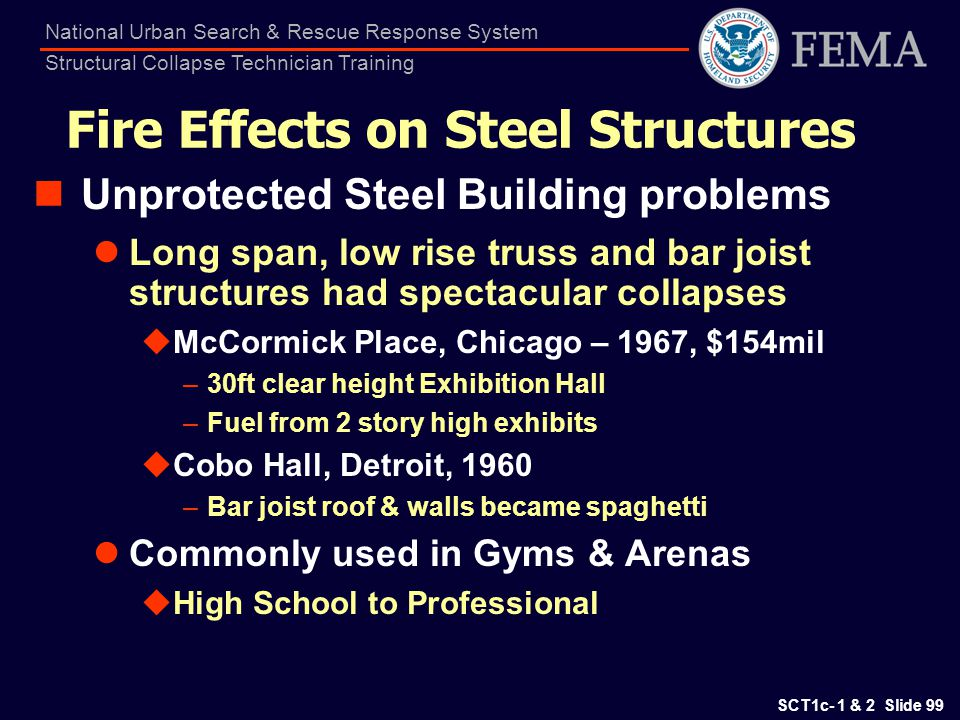 Fire Effects on Steel Structures