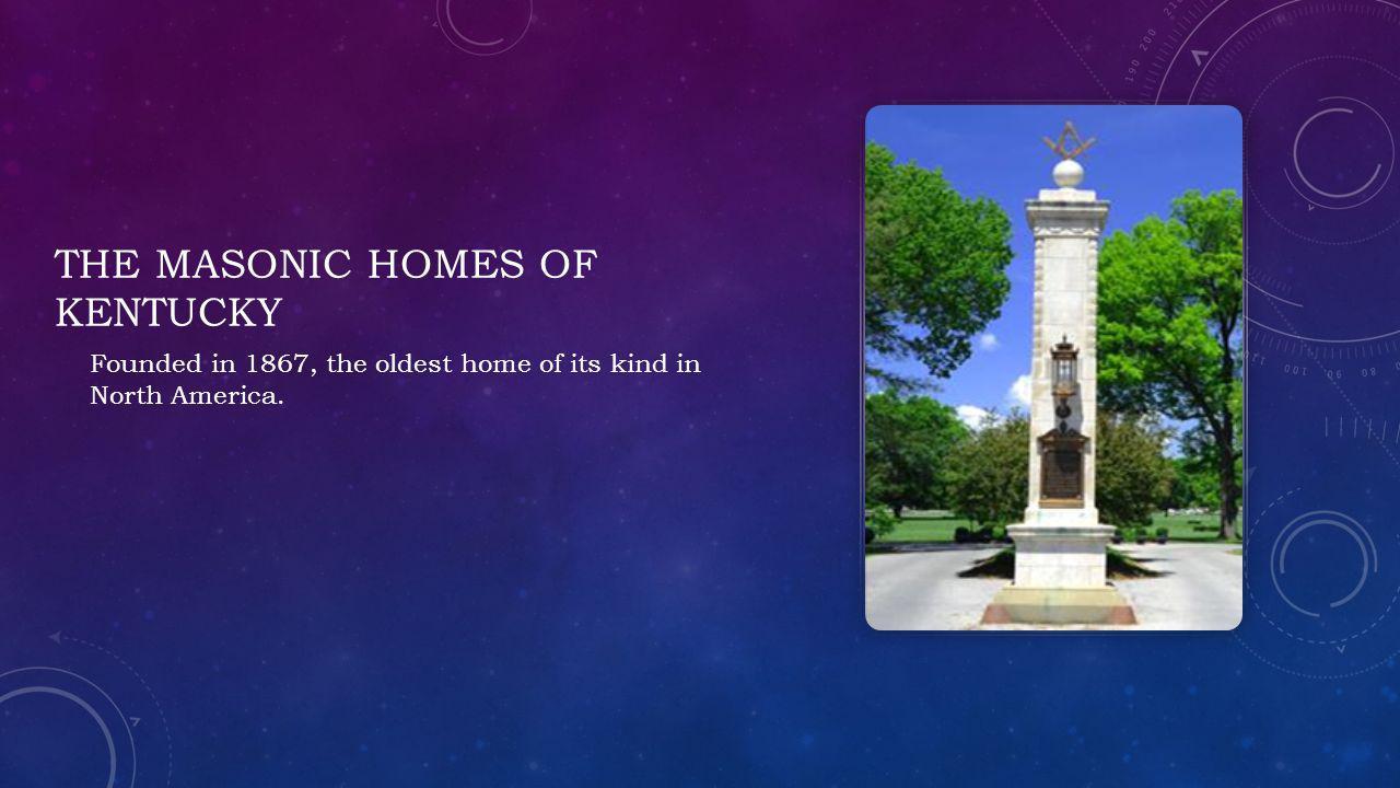 The masonic homes of Kentucky