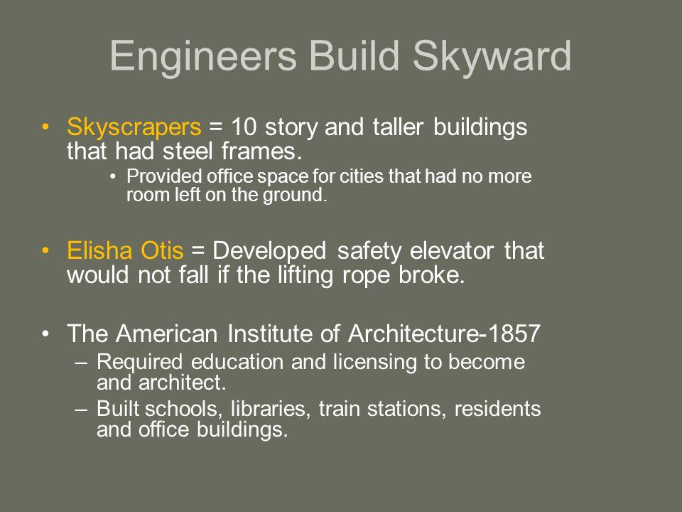 Engineers Build Skyward