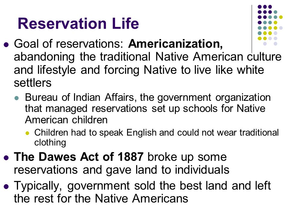 Reservation Life