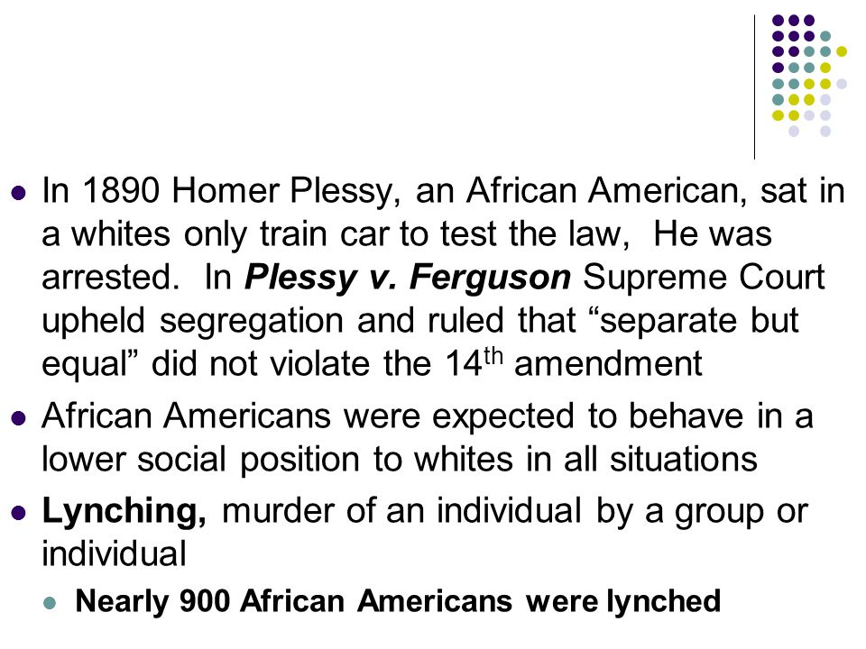 Lynching, murder of an individual by a group or individual