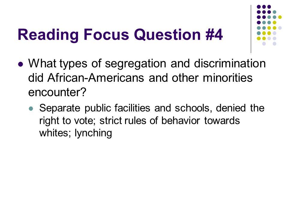 Reading Focus Question #4