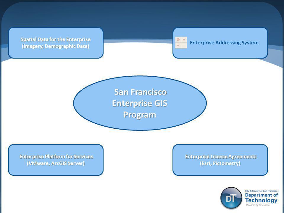 San Francisco Enterprise GIS Program