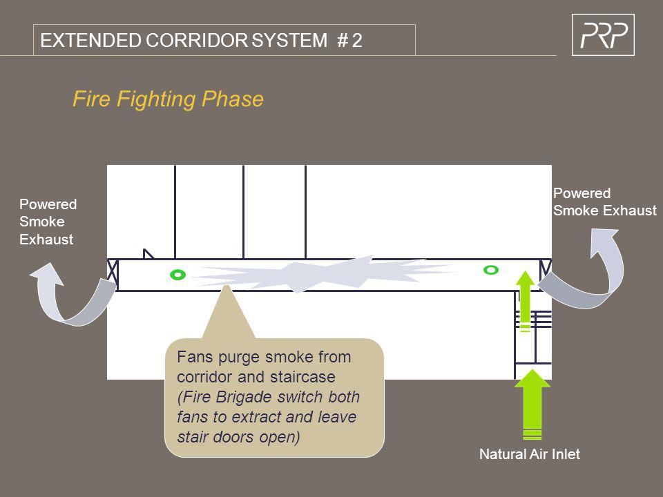 EXTENDED CORRIDOR SYSTEM # 2