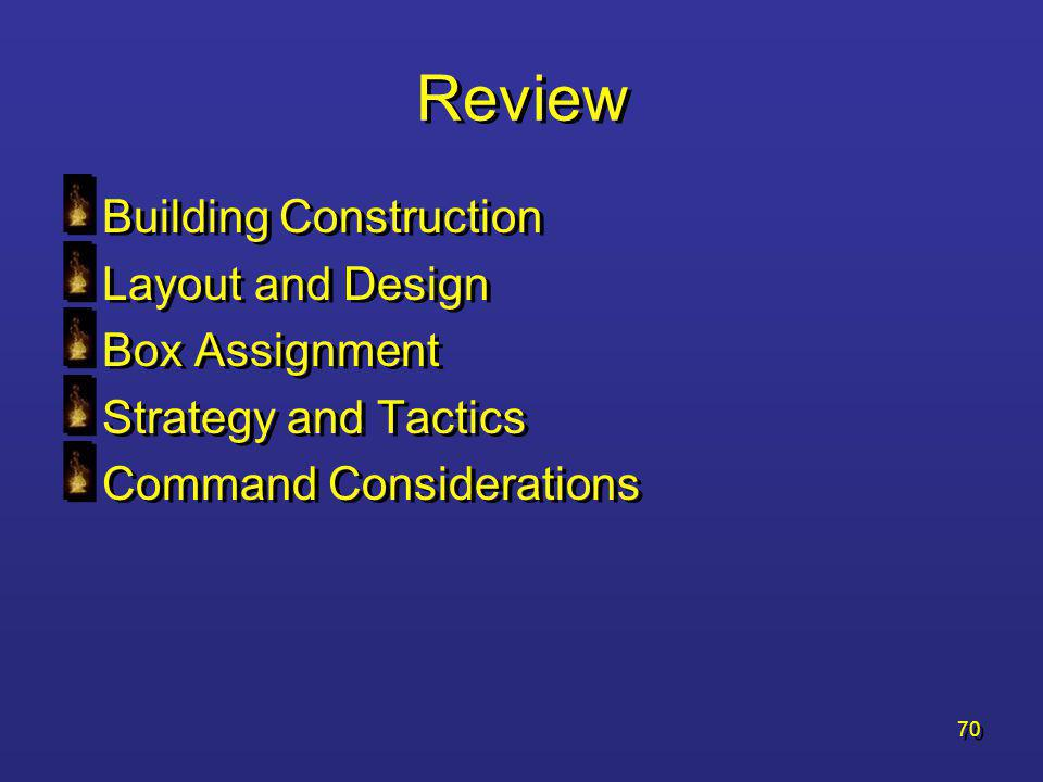 Review Building Construction Layout and Design Box Assignment