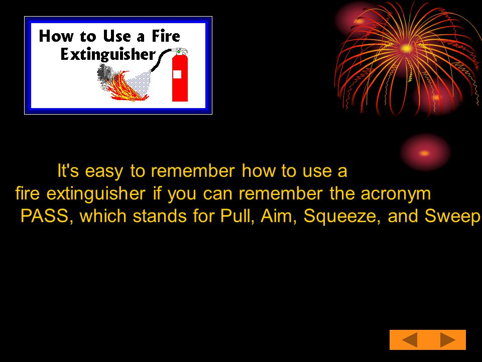 It s easy to remember how to use a.