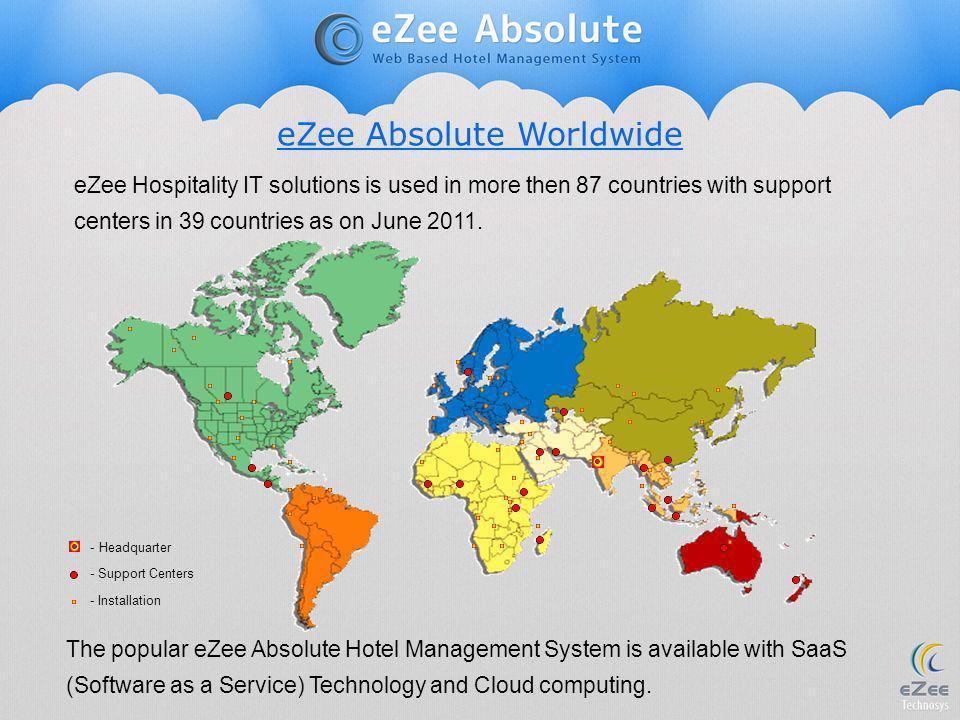 eZee Absolute Worldwide