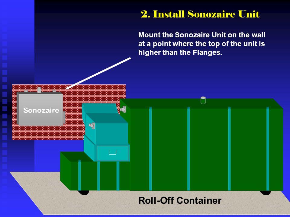 2. Install Sonozaire Unit