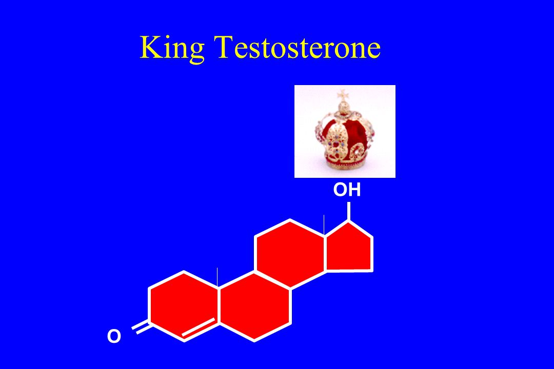 King Testosterone OH O