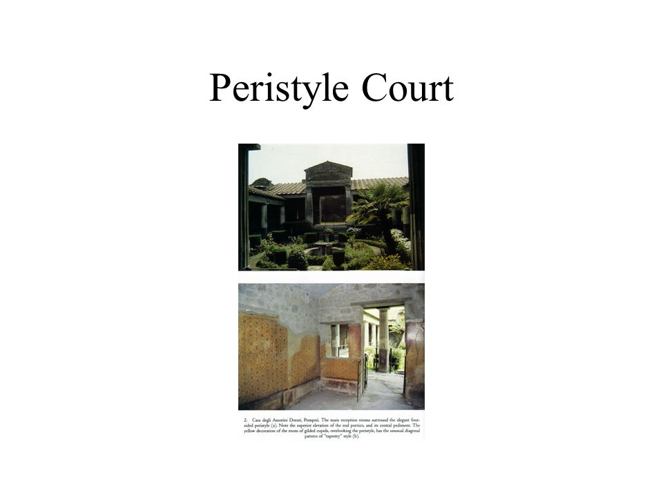 Peristyle Court