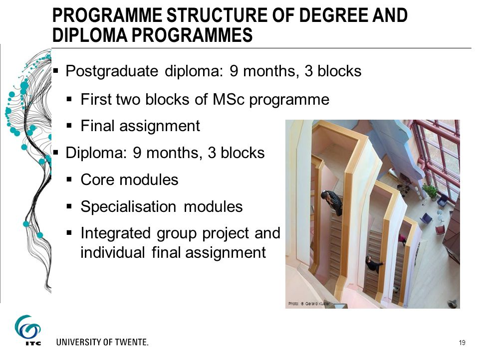 PROGRAMME STRUCTURE OF DEGREE AND DIPLOMA PROGRAMMES
