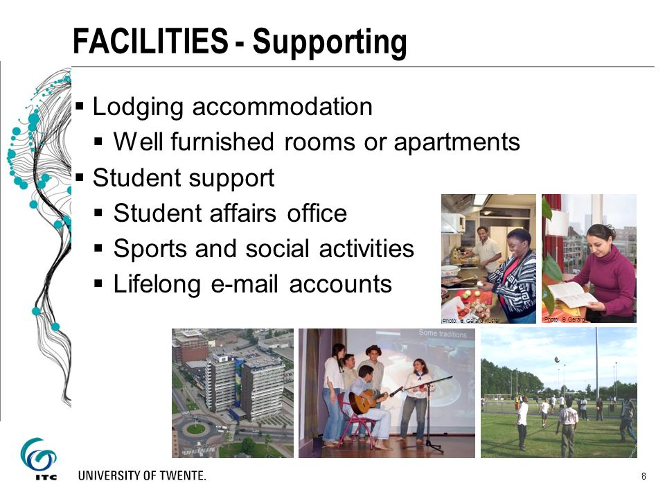 FACILITIES - Supporting