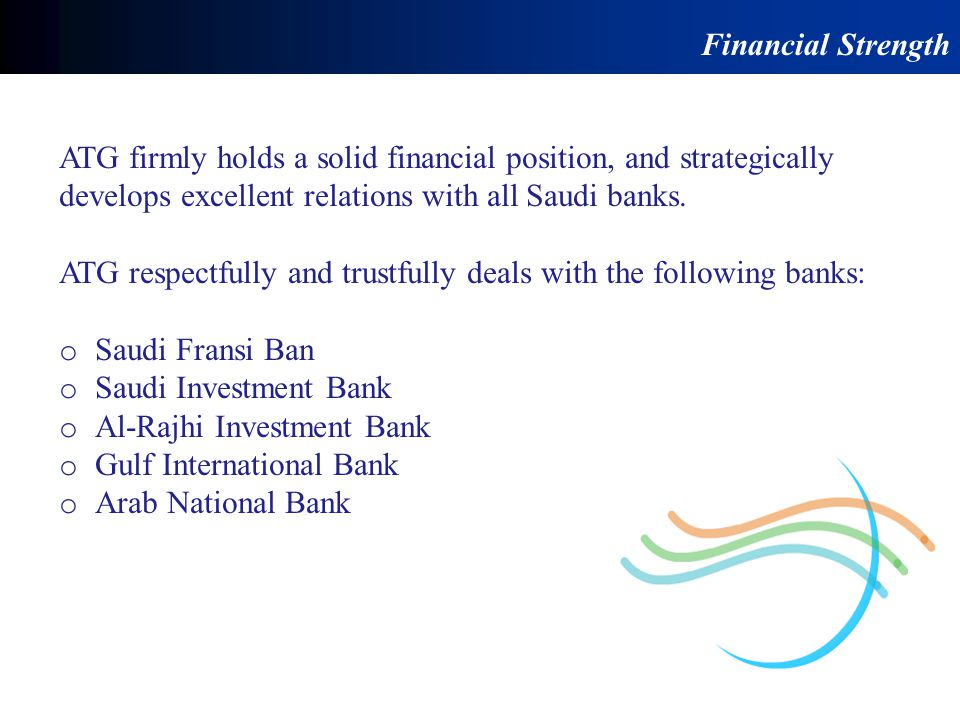 Financial Strength Al-Tayyar Travel Group Co Ltd