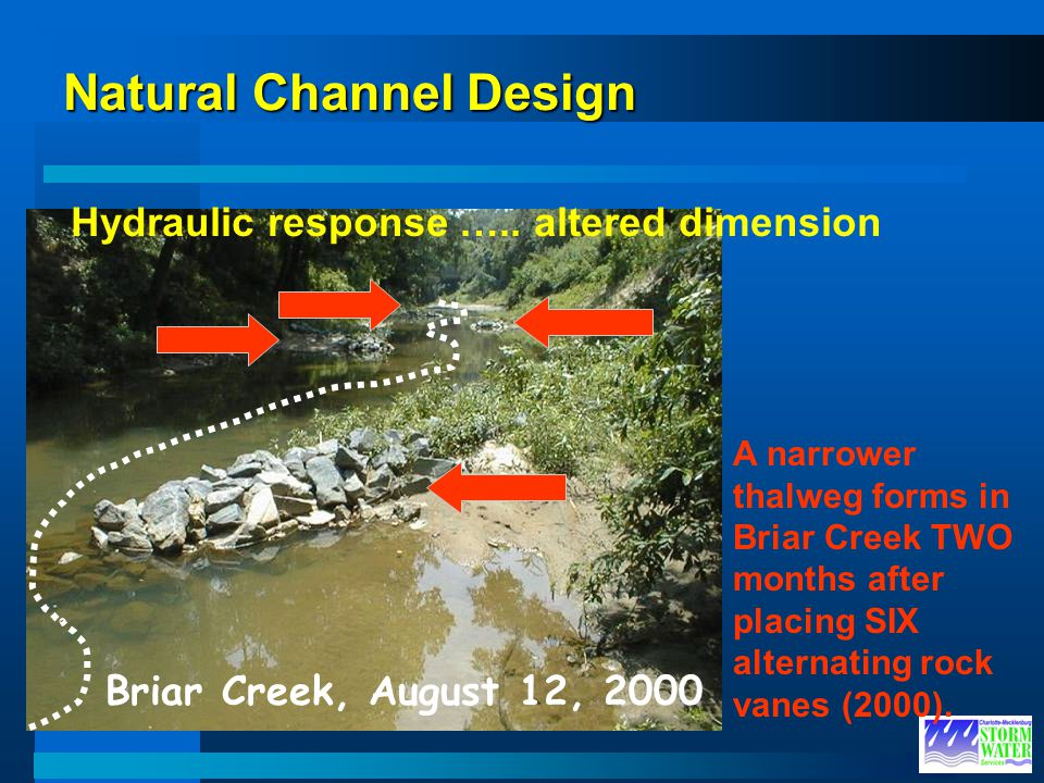 Natural Channel Design