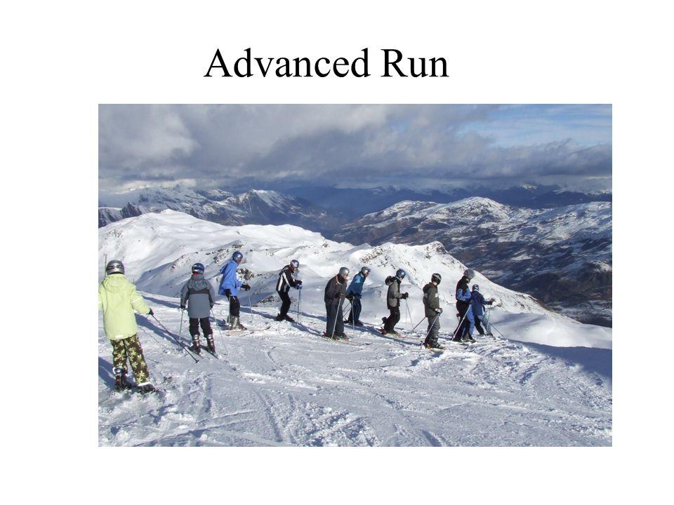 Advanced Run