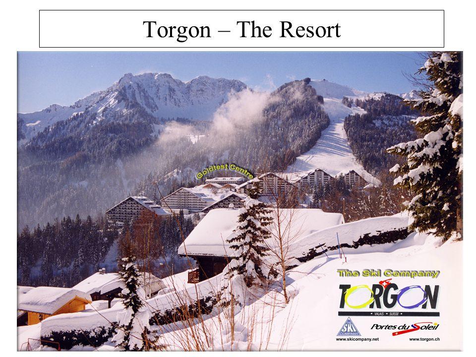 Torgon – The Resort