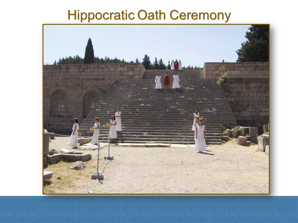 Hippocratic Oath Ceremony