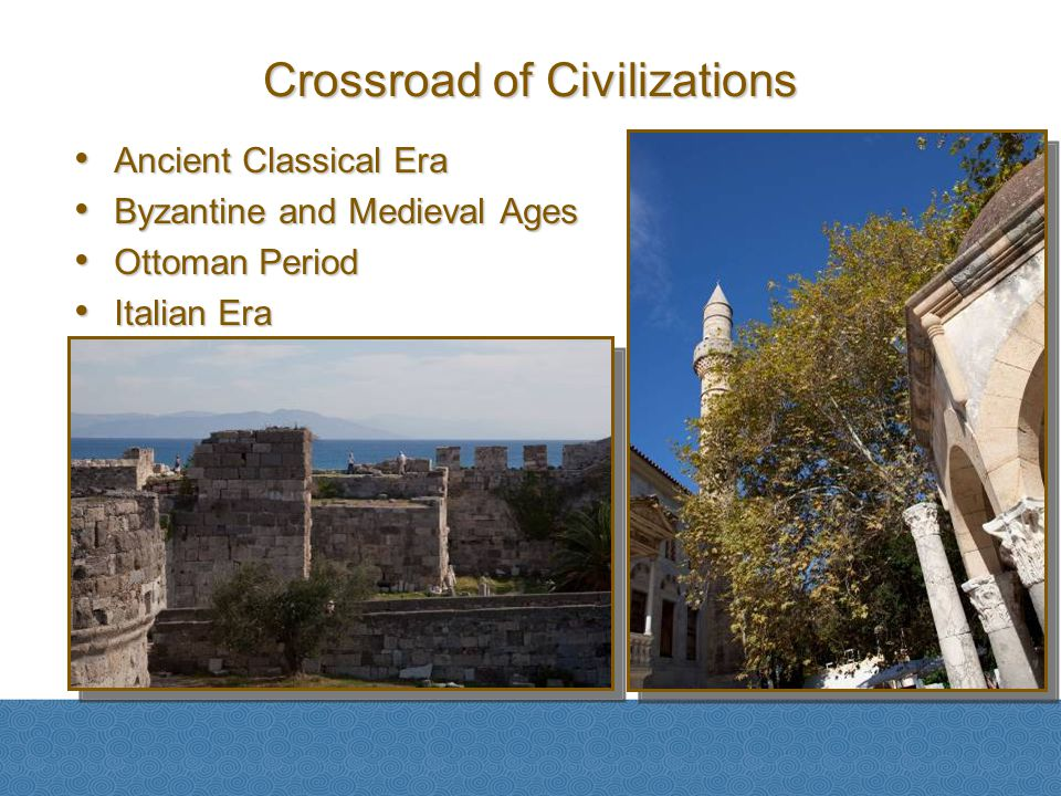 Crossroad of Civilizations