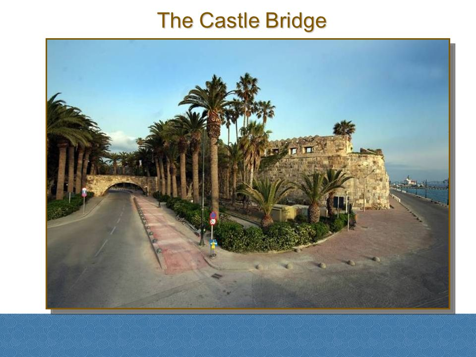 The Castle Bridge