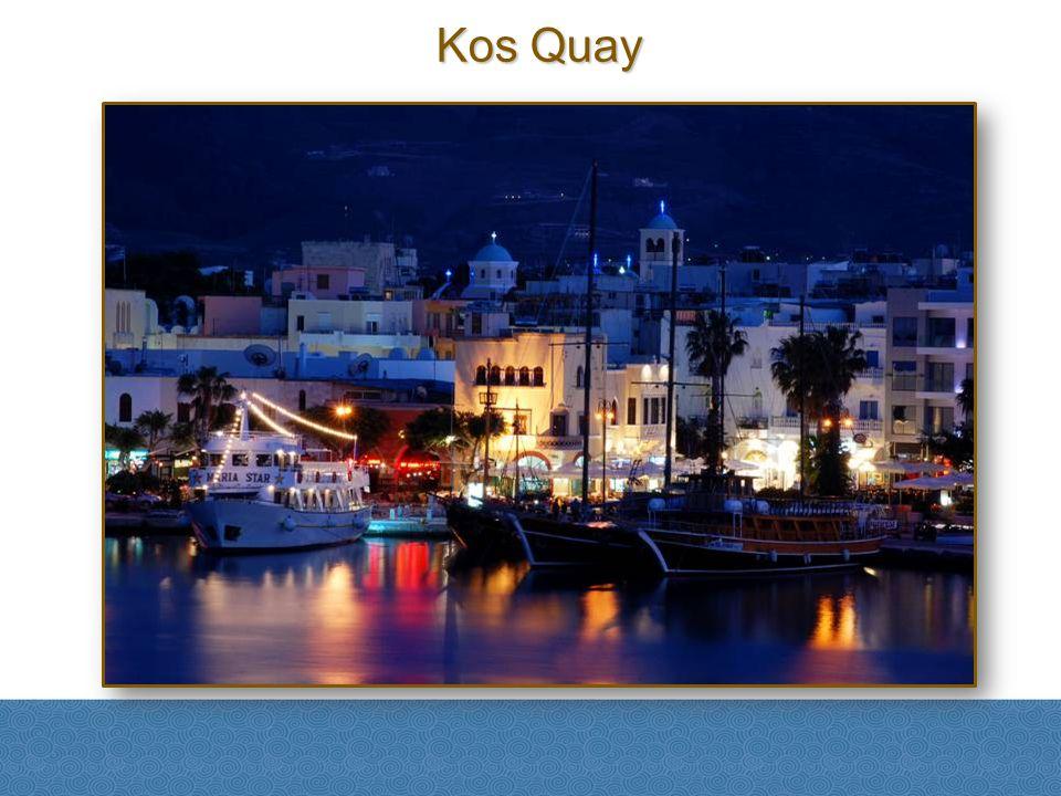 Kos Quay